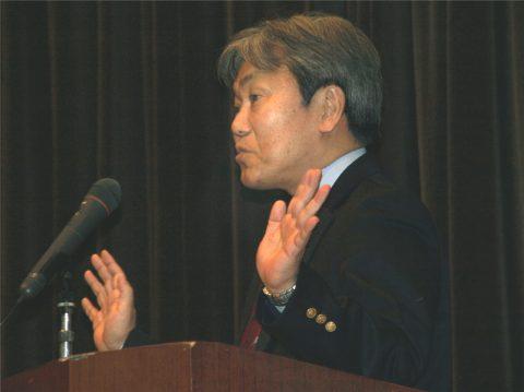 聖学院大学教授 鈴木真実哉先生