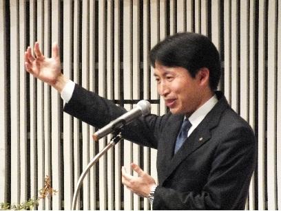 『新・所得倍増計画』 ついき秀学党首