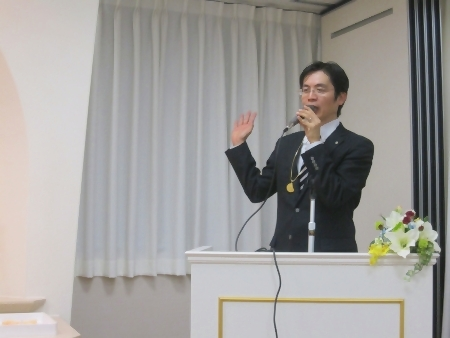 黒川白雲 政調会長