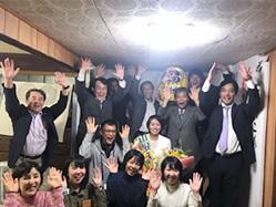 山口県下松市議選 山根えいこさん当選!