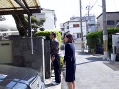 枚方市・交野市・四條畷市(大阪)訪問