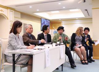 党本部にて中国・台湾セミナー開催