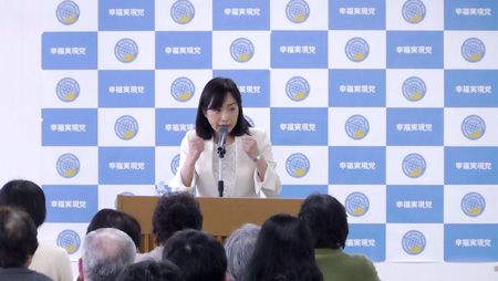 富山市内で講演・座談会