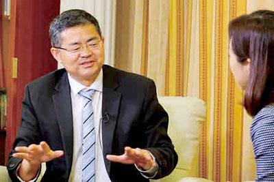 中国系アメリカ人の元牧師・郭宝勝氏と対談