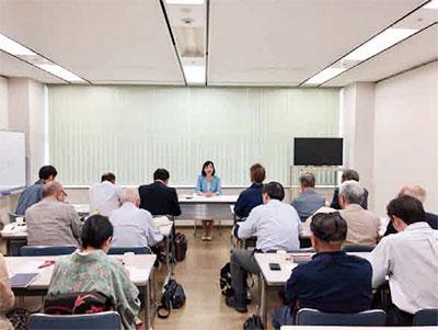 調布市(東京)にてセミナー開催