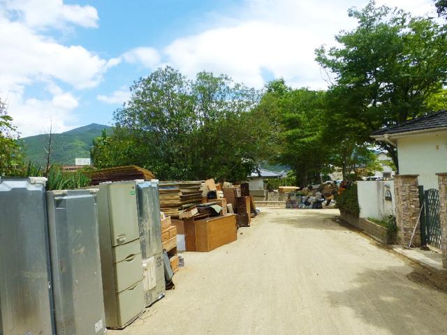 平成30年7月豪雨災害 愛媛県本部が現地支援