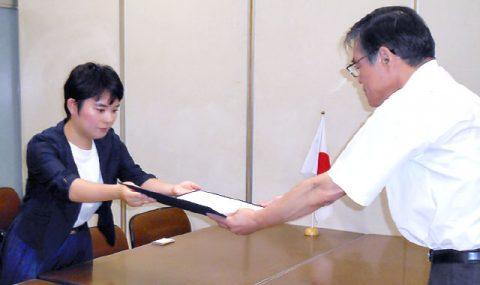 内閣総理大臣宛てに「中国の『一帯一路』構想における日本政府の協力見直しを求める要望書」を提出