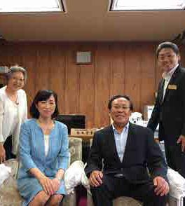 宮崎町議、副議長、県議と