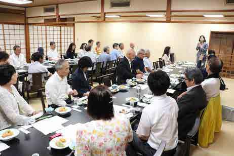 富士見市(埼玉)にて活動報告会