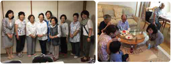 神戸市にて支援者集会