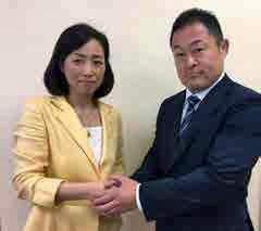 大阪で特別党員の集い・地方選決起集会に参加