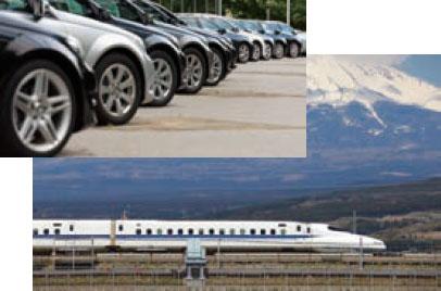 自動車と交通革命が支えた高度経済成長