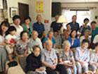 長野市にて集会・支援者回り