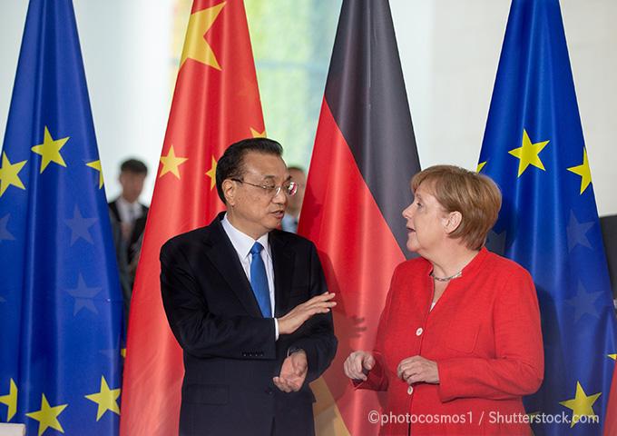 ドイツが中国の「餌食」に