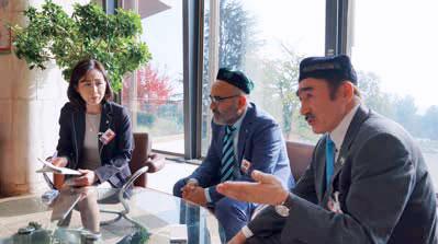ジュネーヴで国連人権理事会UPR
