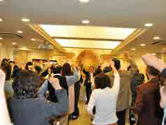 船橋市にて参院選決起集会