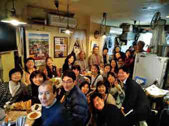 豊島区・北区(東京)にて党員集会