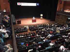 東広島市(広島)にて講演・農業の先進事例の視察