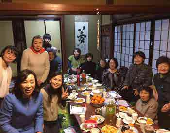 石川・富山県内各所で支援者集会