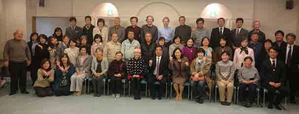 徳島市にて講演・支援者訪問