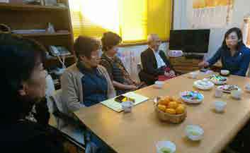 静岡市にて講演・支援者集会