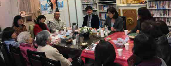 岩美町(鳥取)を訪問&鳥取市にて街頭演説・党員集会
