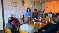 和歌山市で集会・支援者訪問