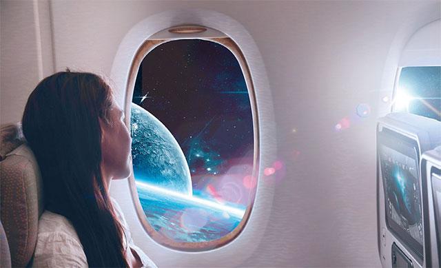 世界はもっと近くなる! 宇宙ももっと近くなる!