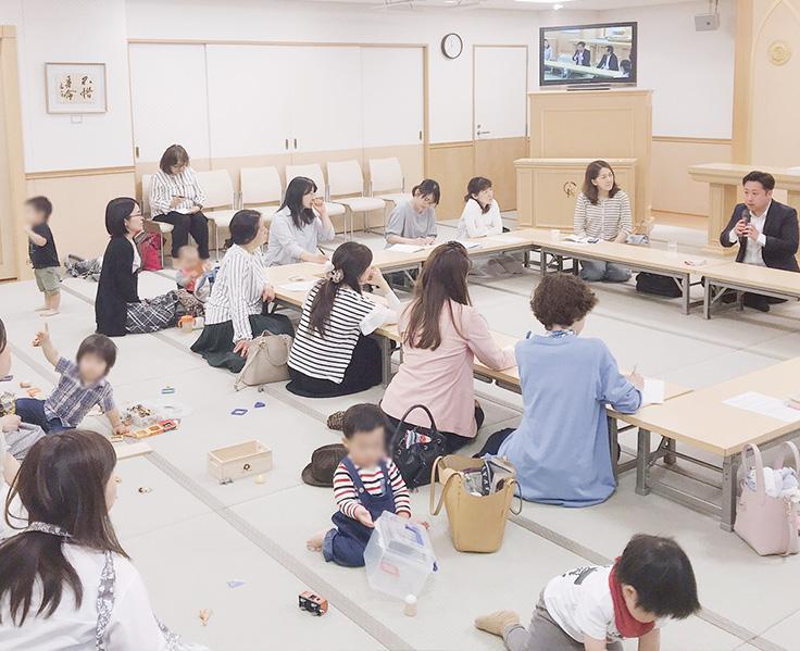 大阪府・数森けいご統括支部長の活動