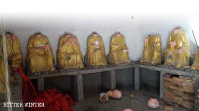 破壊される寺院・仏像と、「宗教の中国化」