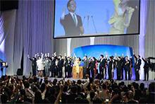 立党10周年大会を開催!