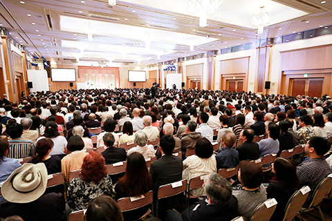 大川総裁 北海道講演「仏法と勤労精神」で