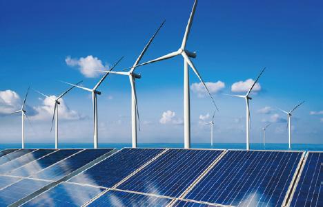 風力・太陽光発電
