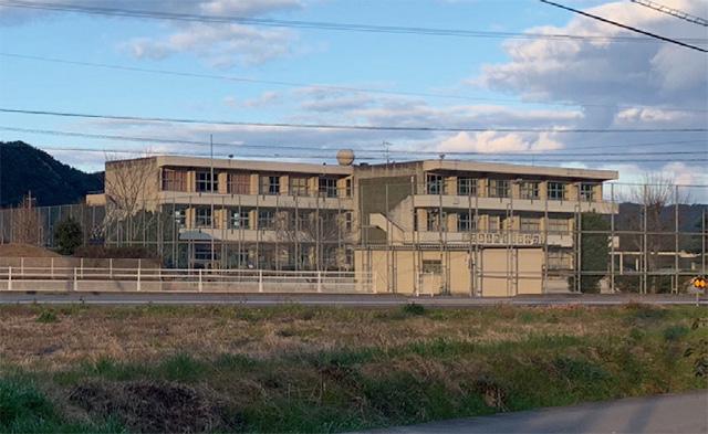 旧市立福栄小学校